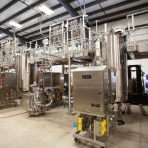 50L and 2000L Single Use Bioreactor Train with Temperature Control Units