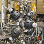Chromatography Skid pH, Conductivity, and UV Instrumentation